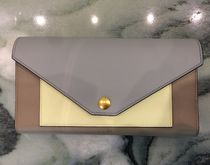 【CELINE】18SS新作 Trifolded Multifunction (Pearl-Blue)