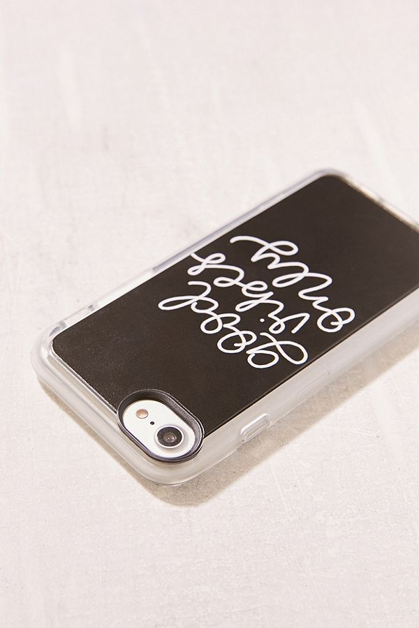 ☆Good Vibes Only☆ iPhone 8/7/6/6s Case