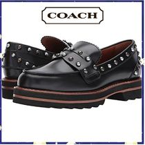 *COACH(コーチ)*Lenox Rivets Loafer*ローファー