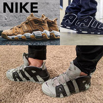 【新色4色!】レディスOK!Kids size Nike Air More Uptempo
