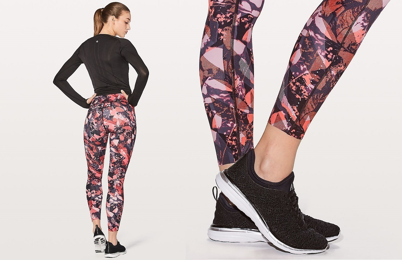 Lululemon*履いた瞬間実感!NULUX*Fast And Free Tight II