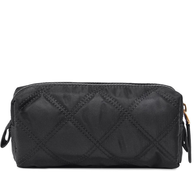 ★MARC JACOBS★ナイロン Knot Narrow 化粧ポーチ / Black