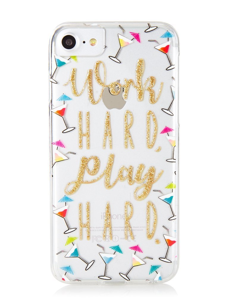 SKINNYDIP★Play Hard Case! iPhoneケース