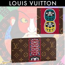 18Cruise LV  限定商品! 歌舞伎モチーフ ジッピーウォレット