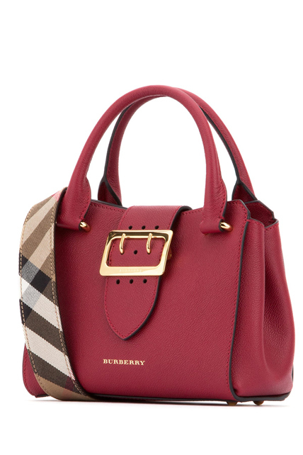 BURBERRY Small Buckle handbag 4033751_60450 【関税送料込】