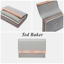 "☆2018SS新作☆【TED BAKER】""NICCOLE''おリボン♪カードケース"