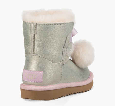 トドラー UGG Gita Metallic