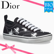 【Dior】★BEEプリント★カーフレザー♪ Dior Homme* スニーカー