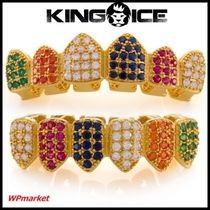 ★King Ice The Multi Colored Grillz 【関税送料込】