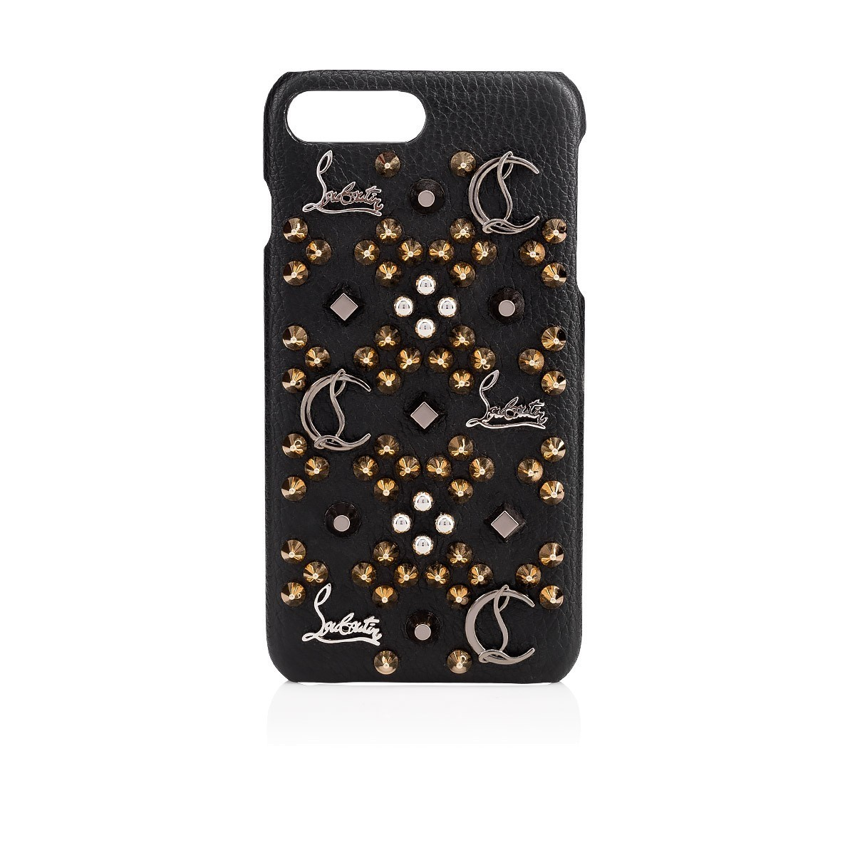 【Christian Louboutin】新作★Loubiphone Case Iphone 7/8 Plus