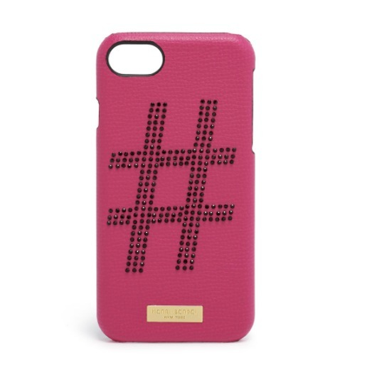 Henri Bendel ヘンリベンデル WEST 57TH CASE FOR IPHONE  6/7/8