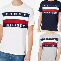 【Tommy Hilfiger】US限定★送料込★トミーフラッグロゴTシャツ
