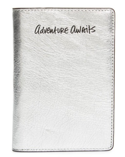 【Rebecca Minkoff 】Adventure Awaits Passport ケース