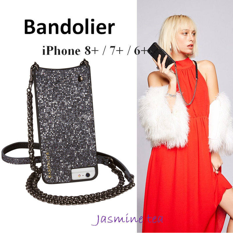 ★限定品♪★即発Bandolier MIA Shimmer iPhone6+/7+/8+ Case★