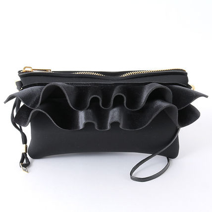 SAVE MY BAG ショルダーバッグ・ポシェット セーブマイバッグ RIVIERE CLUTCH 2154N ショルダーバッグ NERO