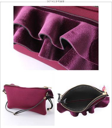 SAVE MY BAG ショルダーバッグ・ポシェット セーブマイバッグ RIVIERE CLUTCH 2154N ショルダーバッグ NERO(2)