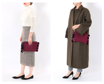 SAVE MY BAG ショルダーバッグ・ポシェット セーブマイバッグ RIVIERE CLUTCH 2155N ショルダーバッグ FILIG(3)