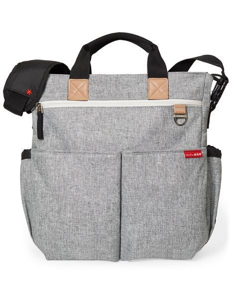 【日本未上陸】SKIP*HOP  Duo Signature Diaper Bag パパママ