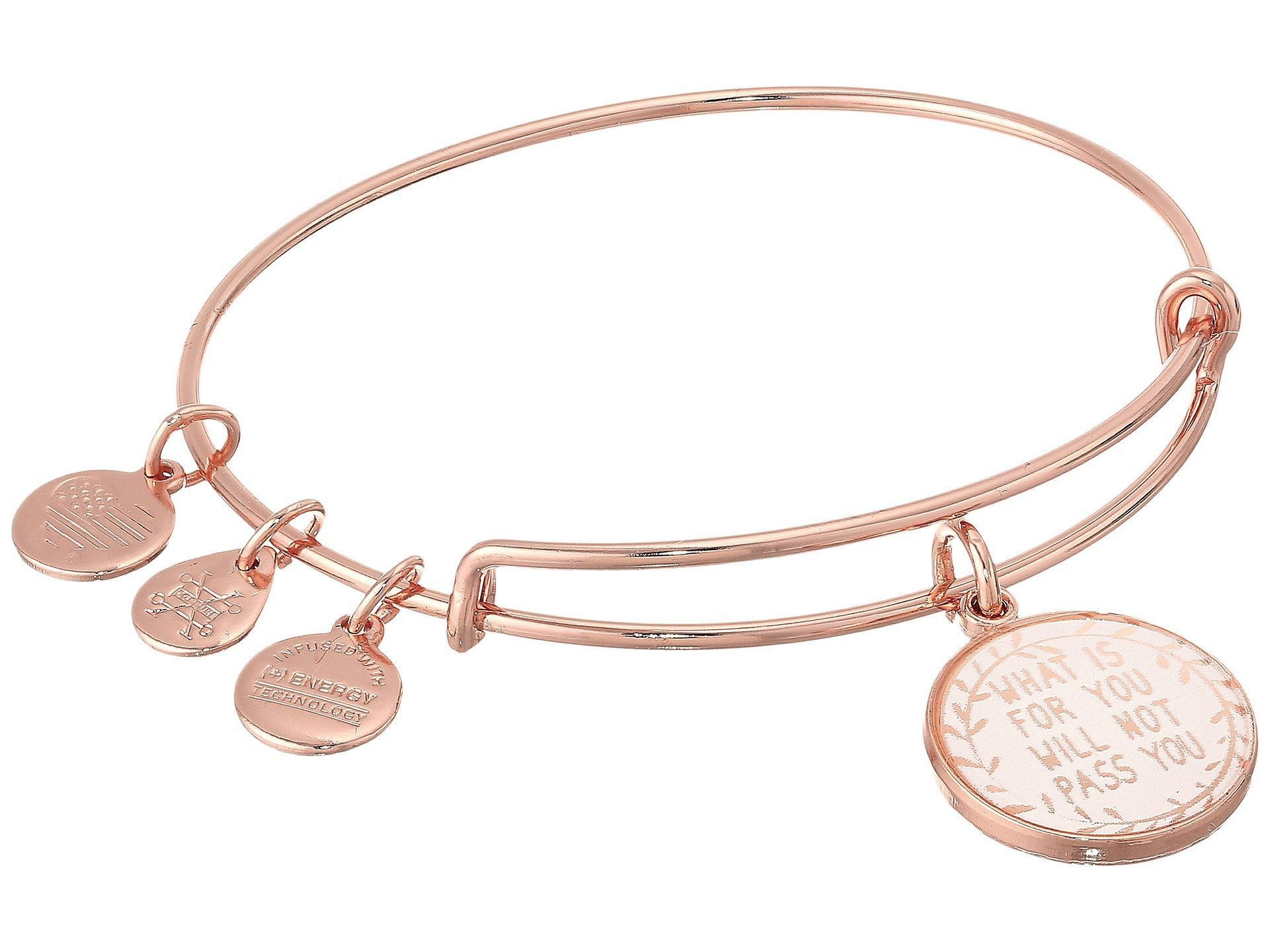 Alex and Ani★What Is for You Will Not Pass▽送料関税込