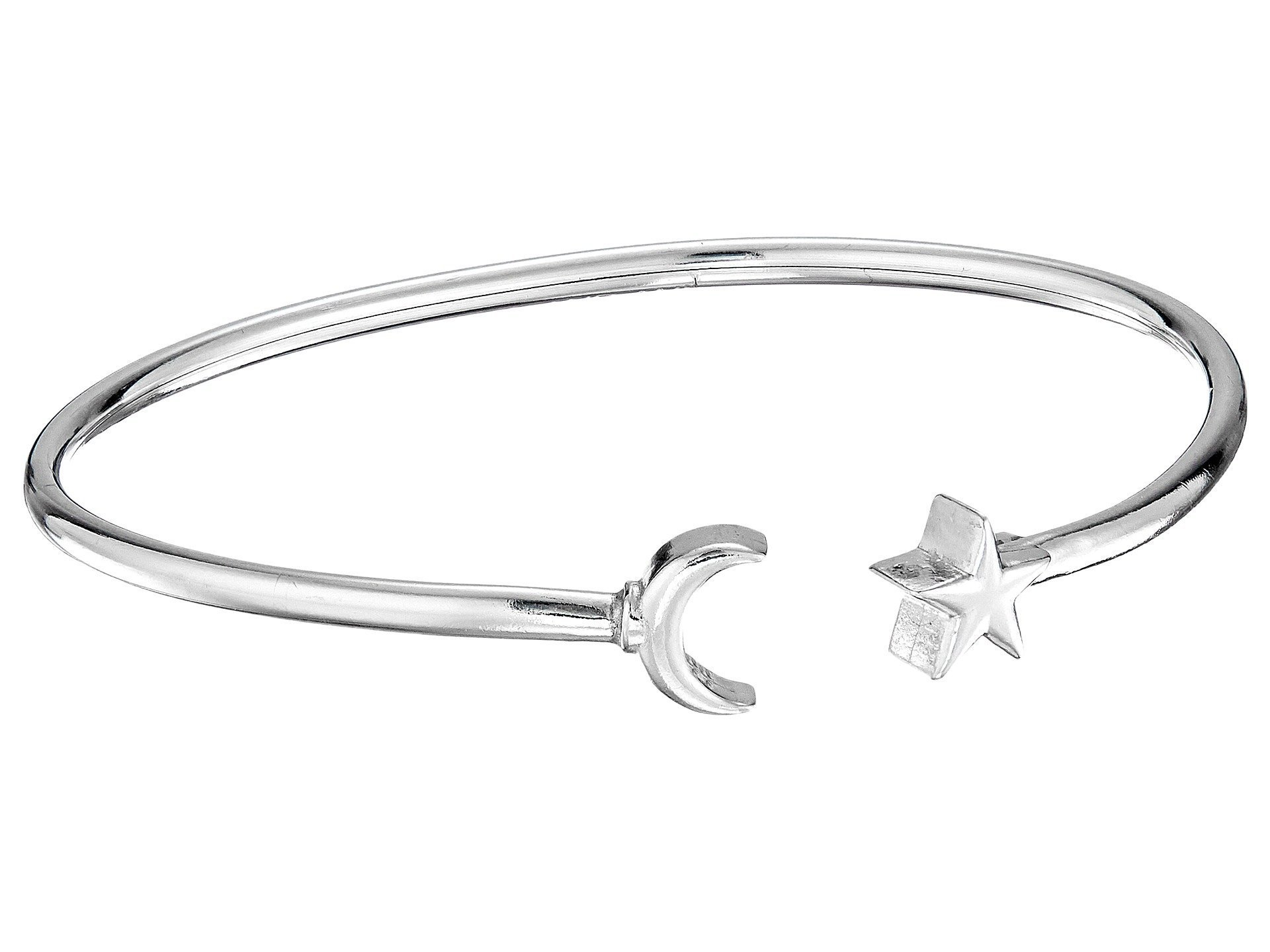 Alex and Ani★Moon and Star Cuff Bracelet▽送料関税込