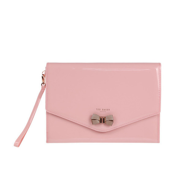★TED BAKER★ Luanne Bow iPad Mini 4ポーチ