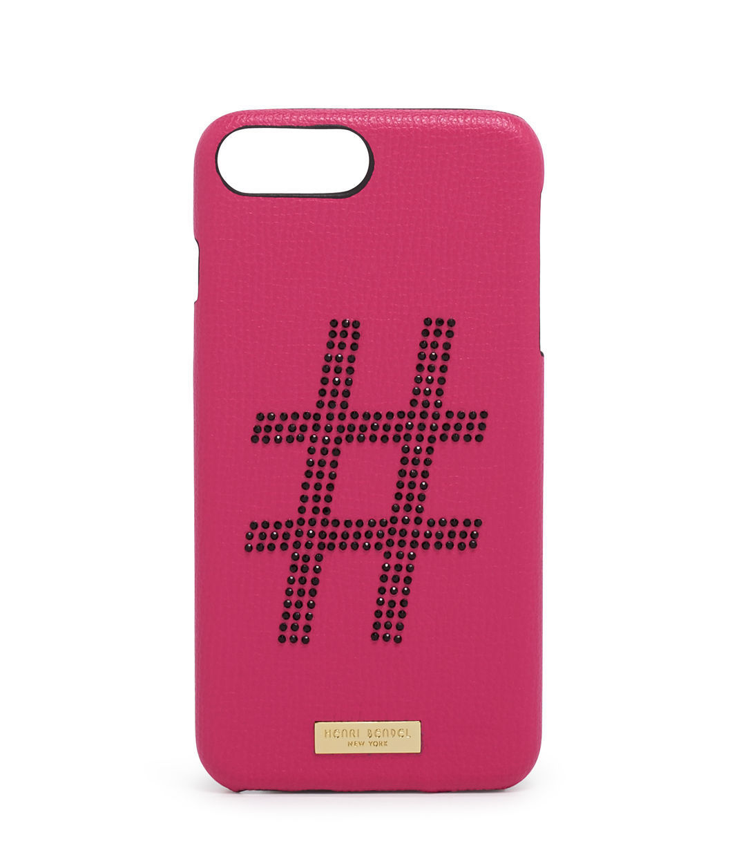 【HENRI BENDEL】●日本未入荷●W57TH CASE FOR IPHONE 7/8 PLUS