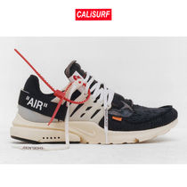 大人気コラボ★OFF WHITE x THE 10 : NIKE AIR PRESTO
