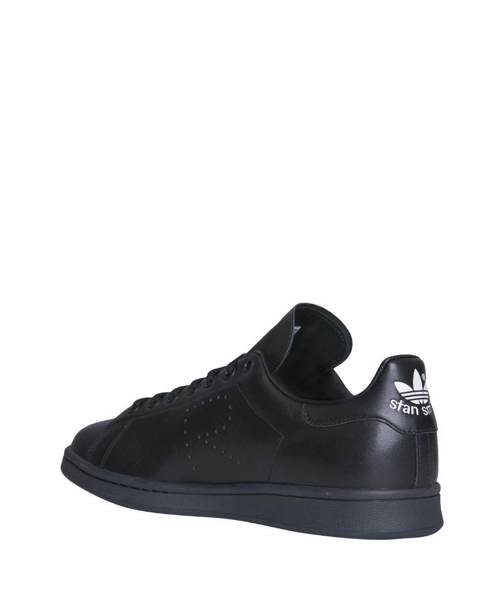 SS18 ラフシモンズ ADIDAS STAN SMITH LEATHER SNEAKERS