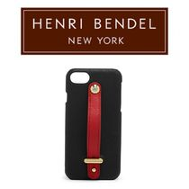 【HENRI BENDEL】●日本未入荷●WEST 57TH CASE FOR IPHONE 7/8