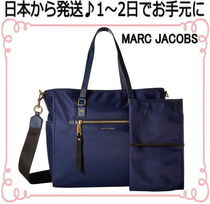 Marc by Marc Jacobs(マークバイマークジェイコブス) マザーズバッグ 国内発★MARC JACOBS ナイロン2WAYマザーズバッグ トートバック
