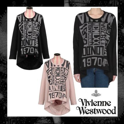 【Vivienne Westwood】ルーズシルエット 長袖カットソー☆新作