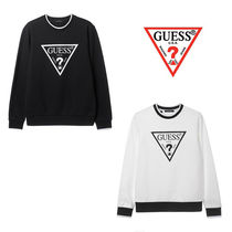 Guess★2018season signature T-shirt