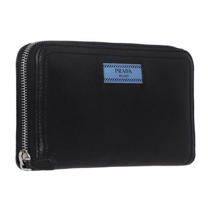 PRADA 長財布 【安心の関税込】PRADA・Zip around wallet / 1ML5062BMUF0OK0(4)
