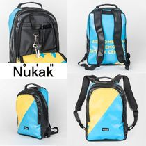 【SALE】限定プリント◆Nukak【Backpack】バックパック◆AZUL/A