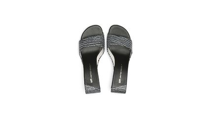 United Nude シューズ・サンダルその他 ★2017/18AW★Mobius Mid - Black And White Mix(5)