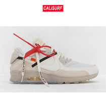 大人気コラボ★OFF WHITE xTHE 10 : NIKE AIR MAX 90/size 9