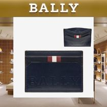 【18SS NEW】 BALLY_men / BHAR BOLDレザーカードホルダーBL