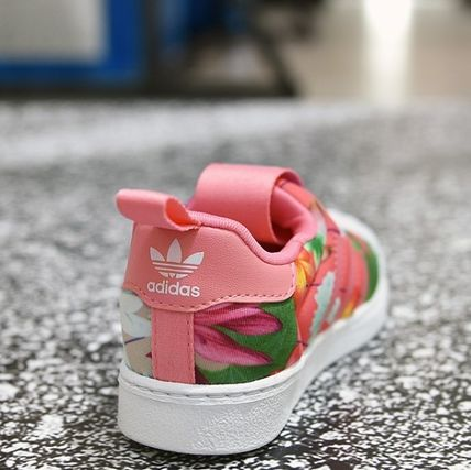 adidas ベビースニーカー ADIDAS KIDS ORIGINALS☆Superstar 360(11-16cm) CQ2578(3)