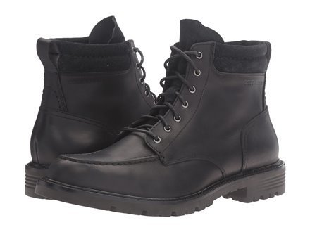 Sale★COLE HAAN Grantland Kennedy Black★Men's Lace Up Boot