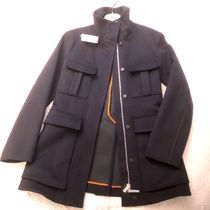 """HERMES【SOLDES!!2018】Manteau""""MULTIPOCHES""""/CACHEMIRE 100%"""