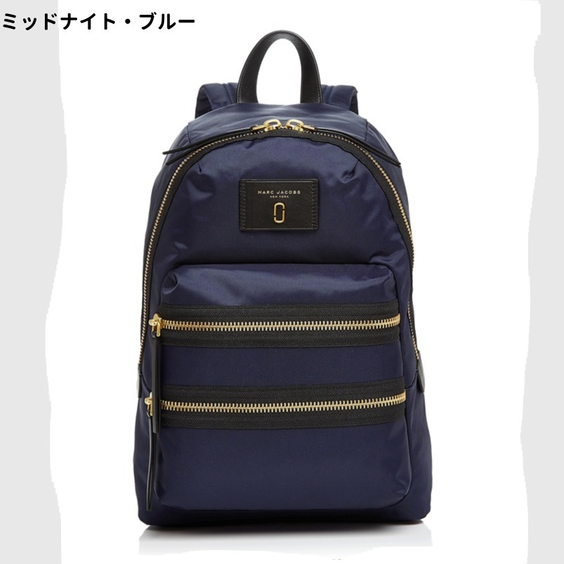 【SALE】MARC JACOBS バイカー・バックパック