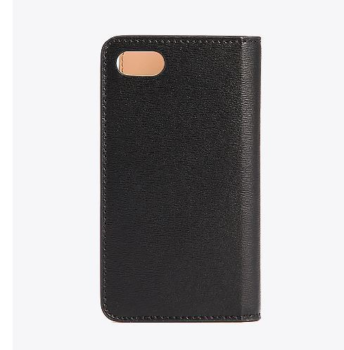 【Tory Burch】 PARKER LEATHER FOLIO CASE FOR IPHONE 7