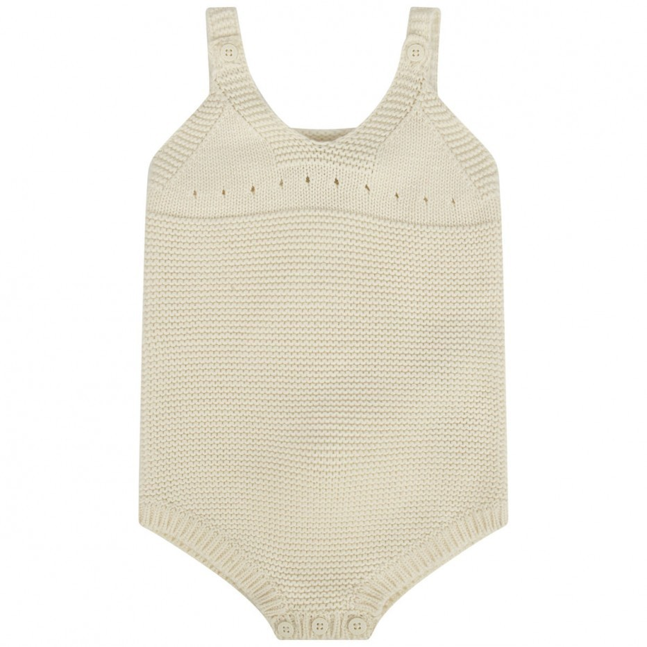 STELLA McCARTNEY★BABY★COTTON & WOOLロンパース