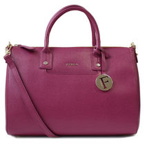 FURLA トートバッグ 2WAY LINDA M SATCHEL 903662 BED6 AMARENA