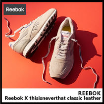 【REEBOK X thisisneverthat 】コラボ classic leather CN1728