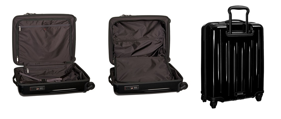 Tumi ★ 228007 V3 International Slim Carry On