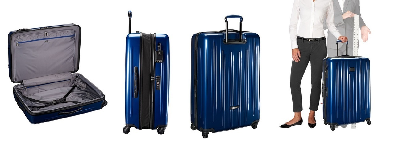 Tumi ★ V3 Extended Trip Expandable Packing Case