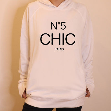 ★NO COMMENT PARIS★パーカー N°5 CHIC   送料関税込