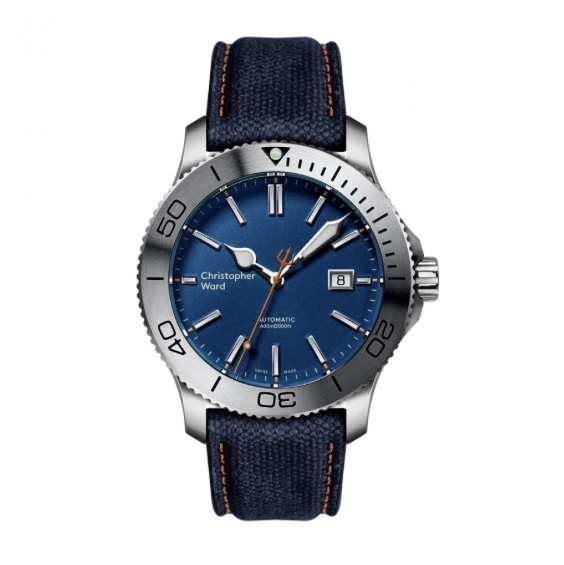Christopher Ward   C60 Trident 316L Limited Edition