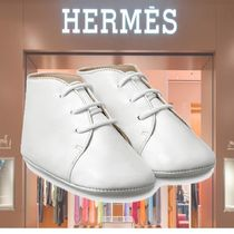 HERMES(エルメス) ラムスキンブーツ